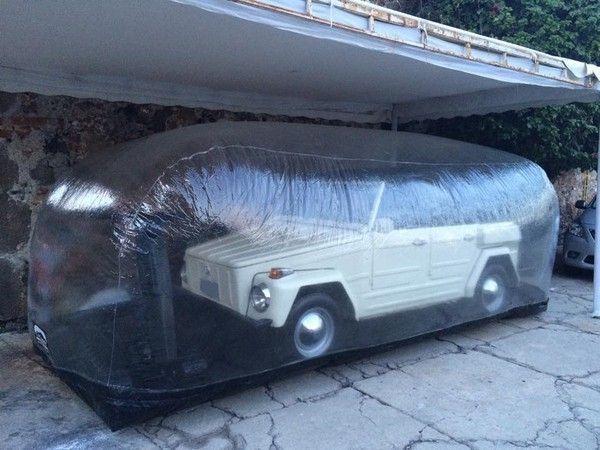 housse gonflable voiture fini la poussi re et l 39 humidit. Black Bedroom Furniture Sets. Home Design Ideas